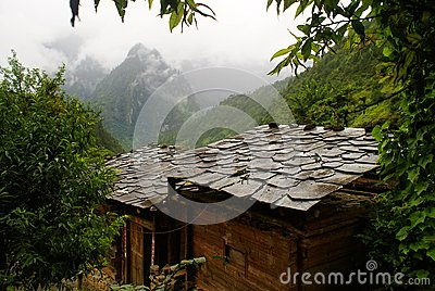 Casa de campo da nacionalidade de Dulong