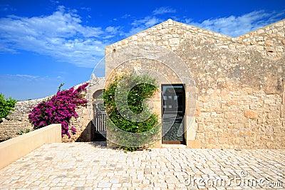 Casa de campo mediterrânea