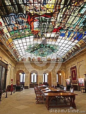 Casa de Juntas Editorial Stock Photo
