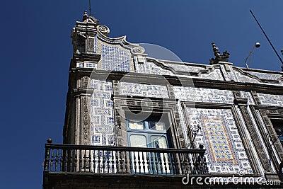Casa de este alojamiento diseno de la casa los azulejos df for Restaurant los azulejos df