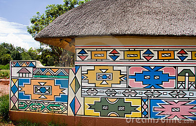 Casa de Ndebele