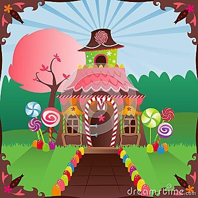 Casa de pan de jengibre imagenes de archivo imagen 1292294 for Casa jengibre