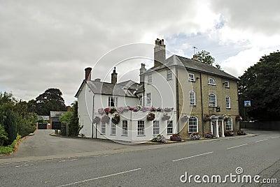 Casa di campagna inglese