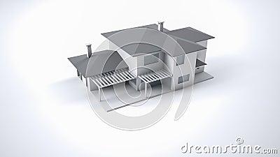 Casa di modello