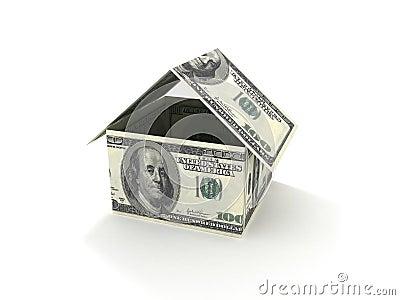 Casa do dinheiro