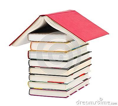 Casa hecha de libros - Casa del libro rivas ...