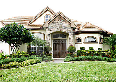 casa inglese di stile fotografie stock immagine 540553