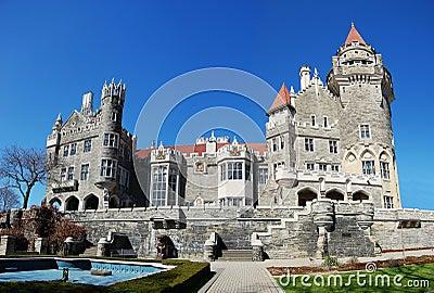 Casa Loma Castle in Toronto, Canada