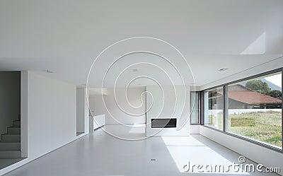 Casa moderna interior fotos de archivo imagen 19066773 - Casas modernas interior ...
