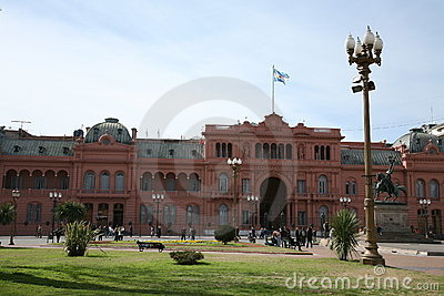 Casa Rosada Government House