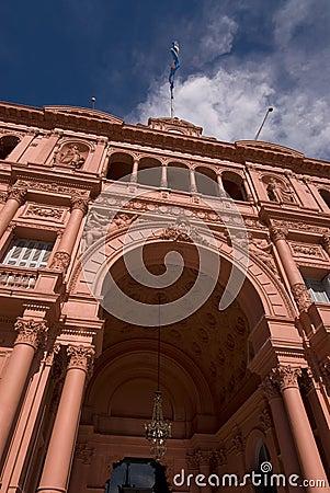Casa Rosada Presidential Palace of Argentina