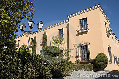 A Casa in rural Spain
