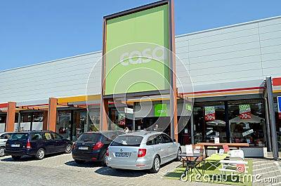 Casa Store Editorial Photography