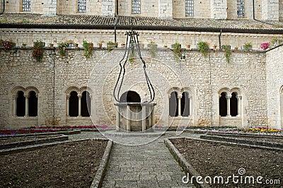Casamari Abbey, Italy