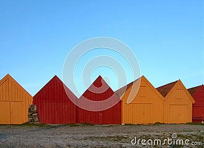 Casas de barco
