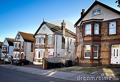 Casas inglesas foto de stock royalty free imagem 35861395 - Imagenes de casas inglesas ...