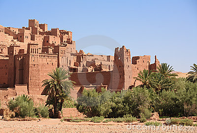 Casbah Ait Benhaddou, Morocco