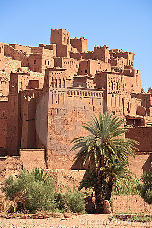 Free Casbah Ait Benhaddou, Morocco Royalty Free Stock Photography - 8403627