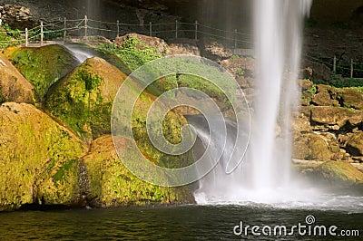 Cascada (waterfall) Misol Ha