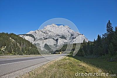 Cascade Mountain - Banff National Park