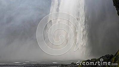 Cascata in Islanda