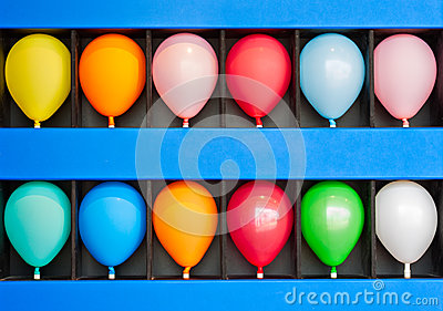 Case of Balloons