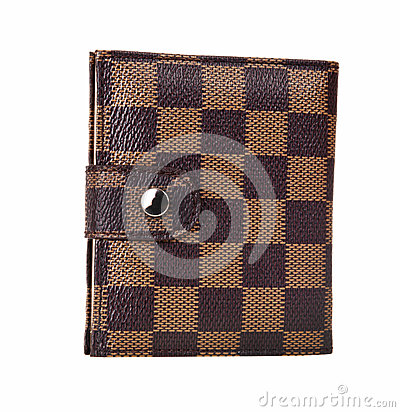 Case, checkered texture
