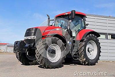 Case IH Puma 230 CVX Dl Agricultural Tractor Editorial Stock Image