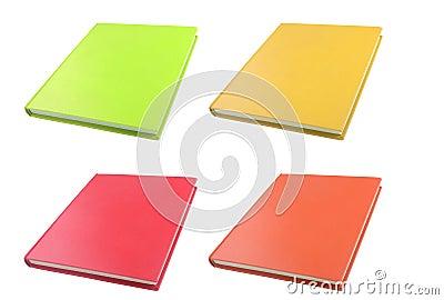 Casebound books set