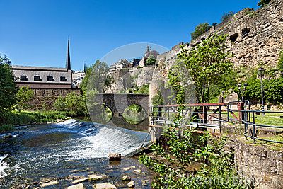 Casemates of Luxembourg