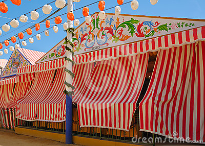 Caseta Seville fair