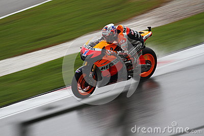 Casey Stoner Editorial Stock Image