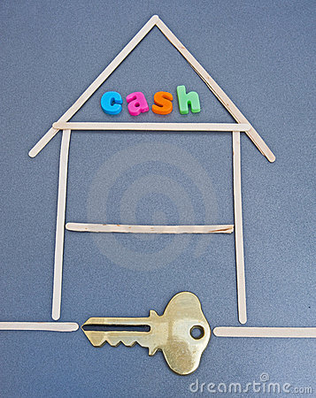 Cash in the attic: raise extra funds.
