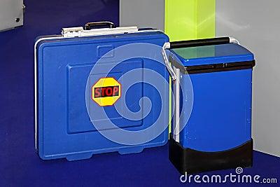 Cash deposit case