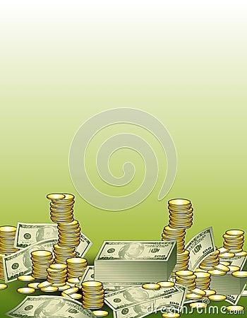 Cash Finances Background