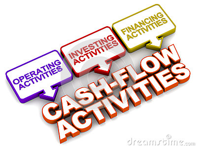 Cash flow activities