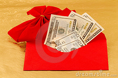 Cash, The Holiday Gift of Choice
