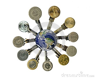 Cash latchkeys to financial success and stability.
