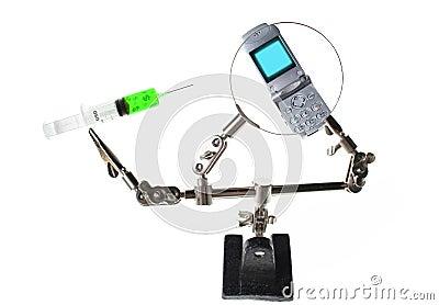 Cash mobile technology