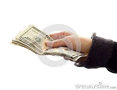 Cash Payments