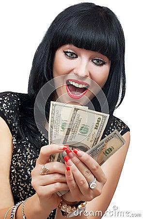 Free Cash Prize Royalty Free Stock Photos - 56322798