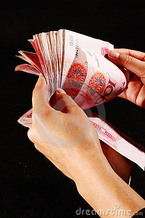 Cash of RMB(Chinese Yuan)
