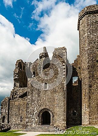 Cashel Castle , Ireland