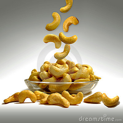 Free Cashew Royalty Free Stock Photo - 4326855