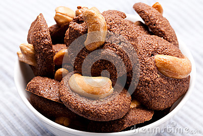 Cashew cookie