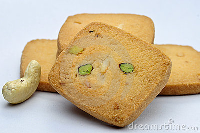 Cashew/Pistachio Cookie