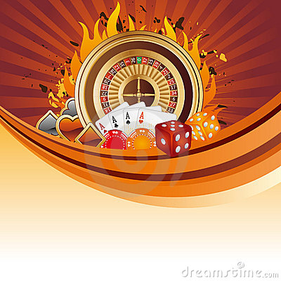 casino design background