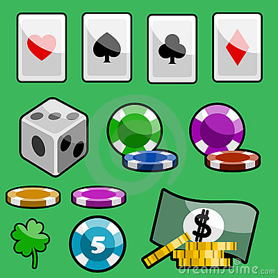 Casino design elements