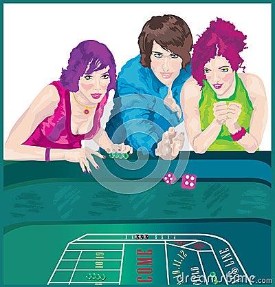 Casino Dice 1