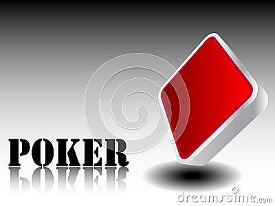 Casino element rhombus